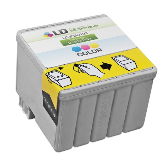 Remanufactured Color Ink for Epson S020193