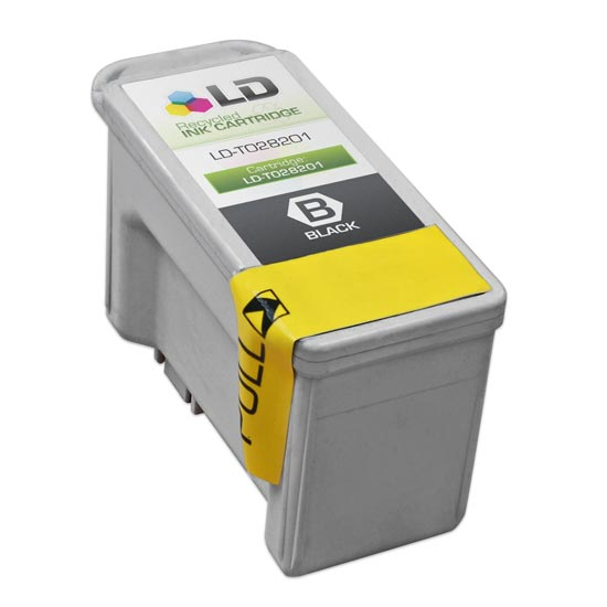 Remanufactured Black Ink for Epson T028201