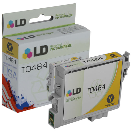 Remanufactured Yellow Ink for Epson 48 (T048420)