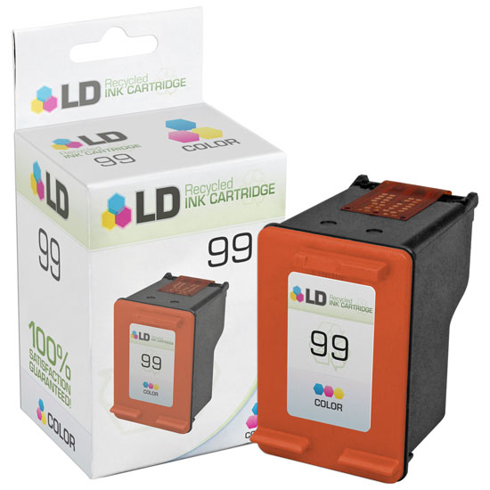 LD Remanufactured Replacement Ink Cartridge for Hewlett Packard C9369WN (HP 99) Photo Color