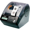 White Paper Labels for the Brother P-Touch QL-650TD