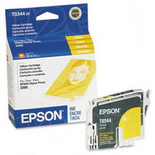Original Epson T034420 Yellow Inkjet Cartridge (T0344)