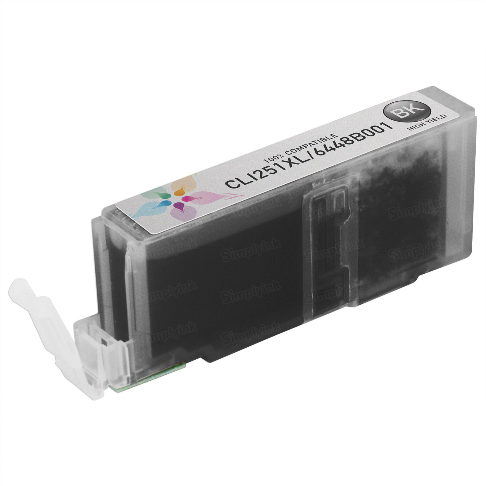 Canon Compatible CLI-251XL HY Black Ink