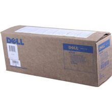 Genuine Dell K3756 Black Toner for 1700, 1700n, 1710 Laser Printers, 6K Yield -Use and Return