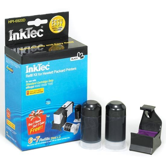 Black Ink Refill for HP 920 & 920XL