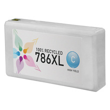 Remanufactured Replacement for Epson T786XL220 (786XL) High Capacity Cyan Ink Cartridge