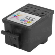Compatible Kodak 1341080 (#30XL) Dye-Based Color Ink Cartridges