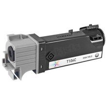 Compatible FM064 Black Toner (T106C) for Dell 2130cn / 2135cn, 2.5K Yield