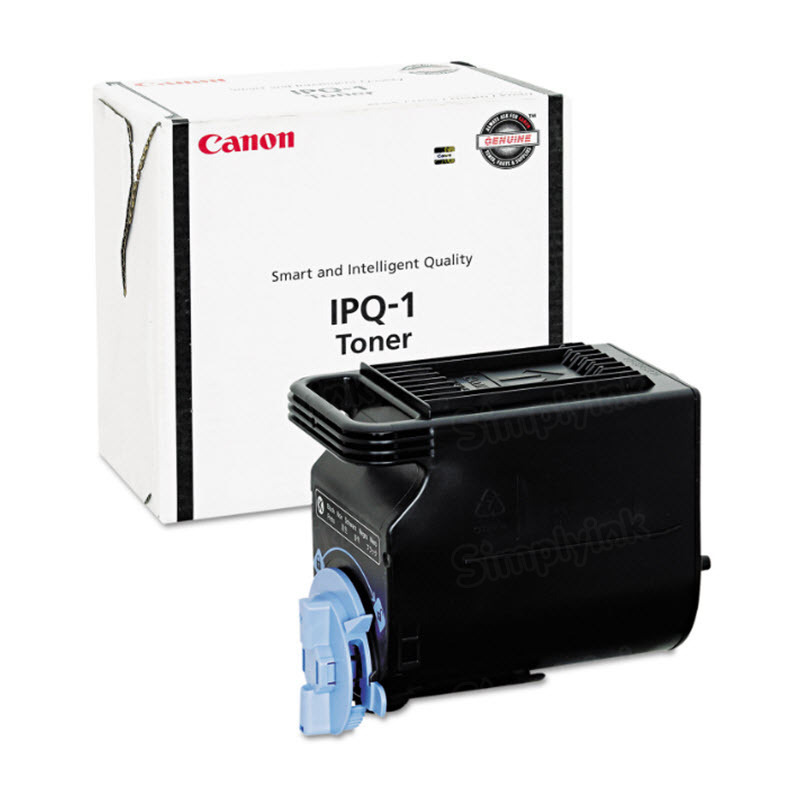 Canon IPQ1 Black Toner Cartridge, OEM