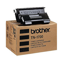 OEM Brother TN1700 High Yield Black Laser Toner Cartridge