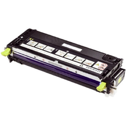 Original H515C Yellow Toner for Dell 3130cn