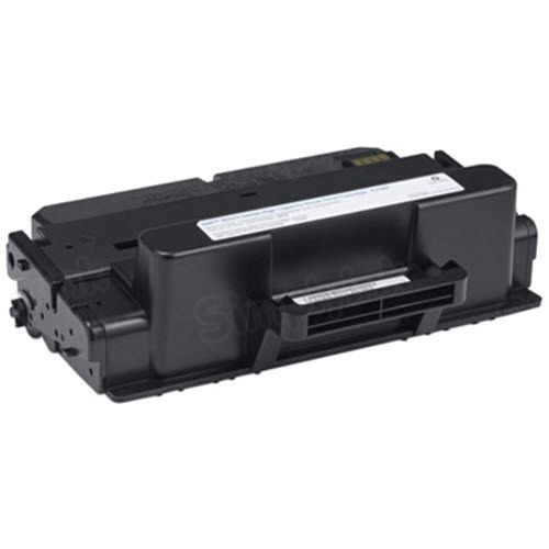 Original NWYPG Black Toner for Dell B2375dfw / B2375dnf