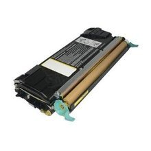 OEM Toshiba Yellow Toner Cartridge, 12A9645