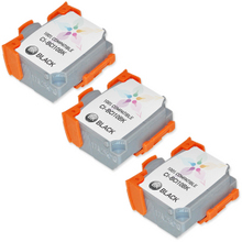 Compatible Canon Pack of 3 Black BCI10BK Ink Cartridges