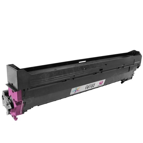 Remanufactured 18102 Magenta Drum for PSI