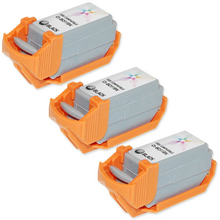 Compatible Canon Pack of 3 Black BCI11Bk Ink Cartridges