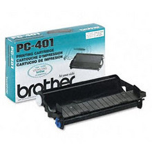 Brother OEM Black PC401 Toner Cartridge