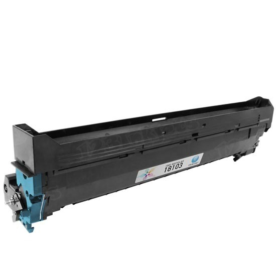 Remanufactured 18103 Cyan Drum for PSI