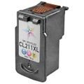 Canon Remanufactured CL-211XL HY Color Ink