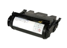 Original HD767 Black Use and Return Toner (HD767) for Dell 5210n, 20K Yield