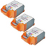 Compatible Canon Pack of 3 Color BCI11Clr Ink Cartridges