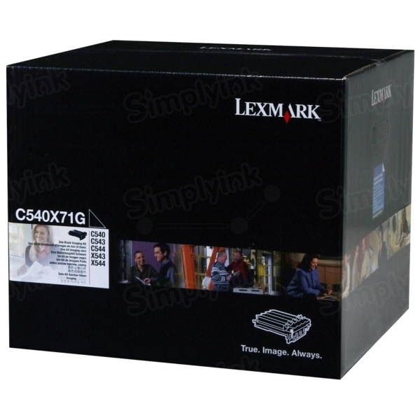 Lexmark Original Drum Unit, C540X71G