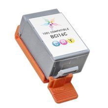 Compatible Canon BCI16C (8190A003) Color Ink Cartridges for the PIXMA iP90, SELPHY DS700, DS810