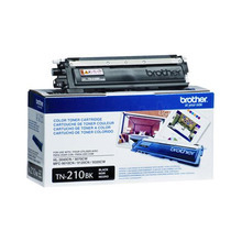 Brother OEM Black TN210BK Toner Cartridge
