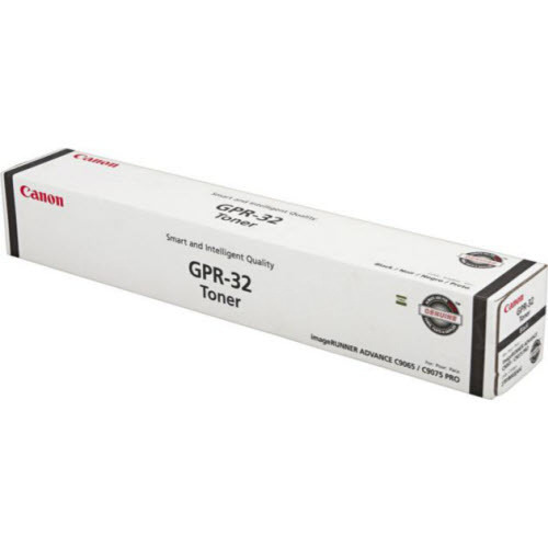 Canon GPR32 Black HY Toner Cartridge, OEM