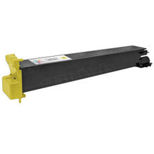 Compatible Konica-Minolta 8938-706 Yellow Laser Toner Cartridges for the Bizhub C300, C352