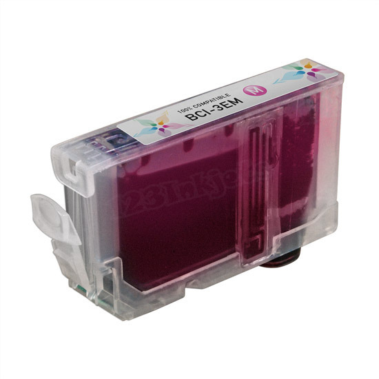 Canon Compatible BCI3eM Magenta Ink