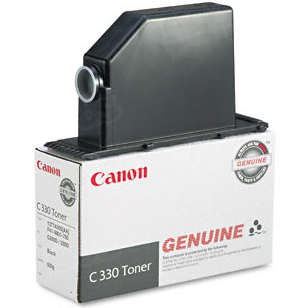 Canon C330 Black Toner Cartridge, OEM