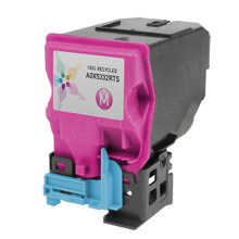 Toner Supplies for Konica-Minolta C35 Printers - Remanufactured A0X5332 / TNP22M Magenta Laser Toner Cartridges