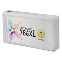 Remanufactured Replacement for Epson T786XL420 (786XL) High Capacity Yellow Ink Cartridge