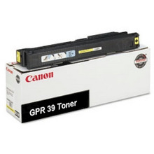 Canon GPR-39 (15,100 Pages) High Yield Black Laser Toner Cartridge - OEM 2787B003AA