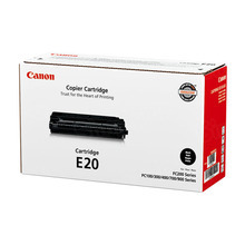 Canon E20 (2,000 Pages) High Yield Black Laser Toner Cartridge - OEM 1492A002AA