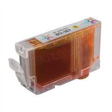Compatible Canon BCI3eY (4482A003) Yellow Ink Cartridges