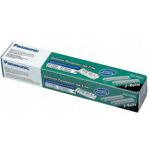 OEM Panasonic KX-FA91 Black Toner Cartridge