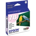 Epson 78 Light Magenta OEM Ink Cartridge (T078620)