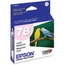 Original Epson 78 Light Magenta Inkjet Cartridge (T078620)