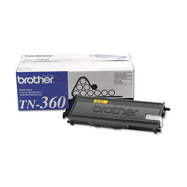 OEM Brother TN360 HY BlackLaser Toner