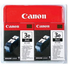Canon BCI-3eBK Black OEM Extra High-Yield Ink Cartridge, 4479A271