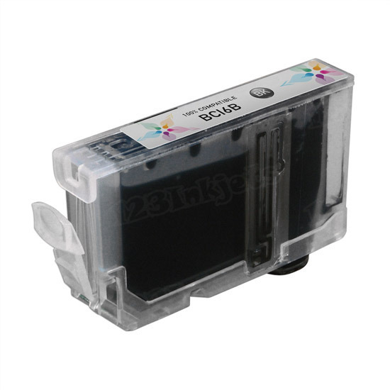 Canon Compatible BCI6Bk Black Ink
