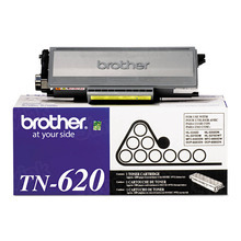 Brother OEM Black TN620 Toner Cartridge