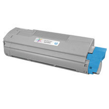 Compatible Okidata 44315303 Cyan Laser Toner Cartridges 6K Page Yield