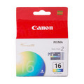 Canon BCI-16C Color OEM Ink Cartridge 2PK