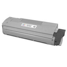 Compatible Okidata 44315304 Black Laser Toner Cartridges 8K Page Yield