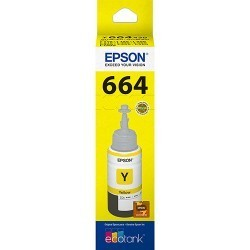 OEM 664 Yellow Ink for Epson