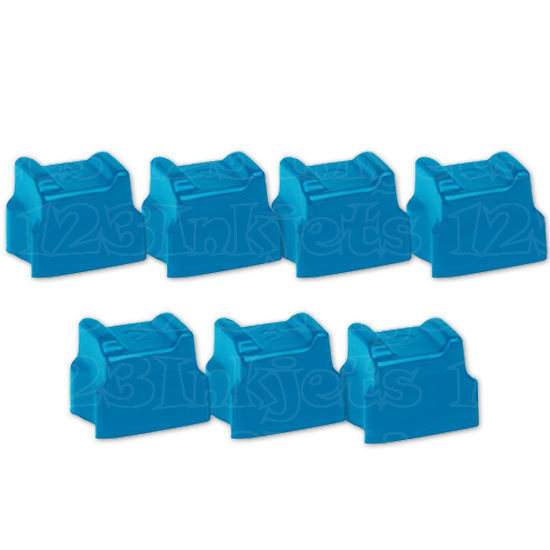 Compatible Xerox Phaser 8860 Cyan Solid Ink Sticks