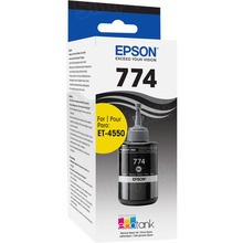 OEM Epson T774120 (774) DURABrite Ultra Black Ink Bottle